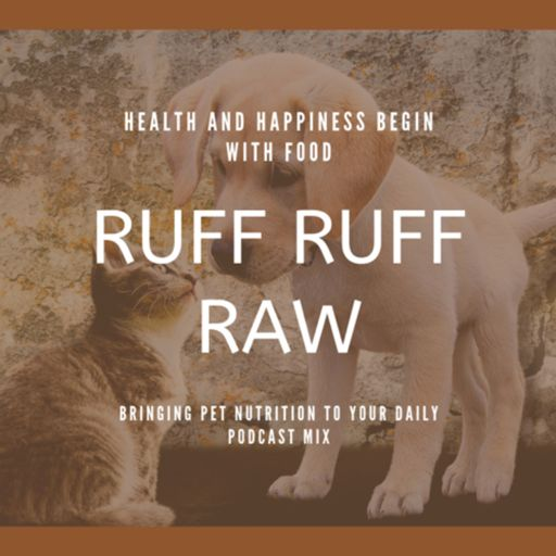 Cover art for podcast Ruff Ruff Raw