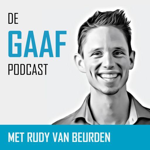 Cover art for podcast De GAAF Podcast