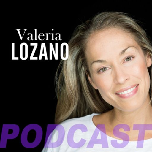Cover art for podcast Valeria Lozano - Mi podcast