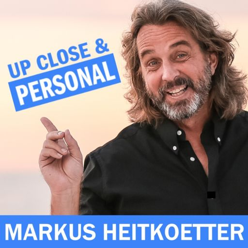 Cover art for podcast Markus Heitkoetter - Up Close & Personal