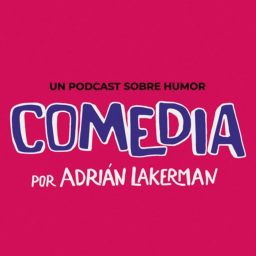 Cover art for podcast Comedia