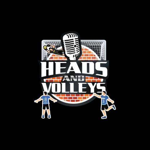 Cover art for podcast Heads and Volleys Soccer Podcast