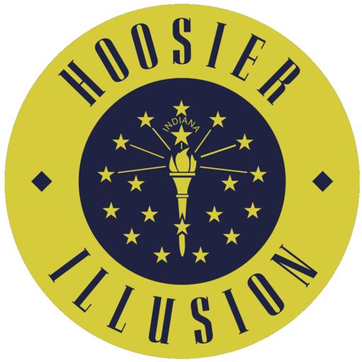 Cover art for podcast Hoosier Illusion