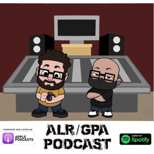 Cover art for podcast THE ALRGPA PODCAST