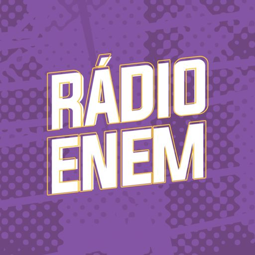 Cover art for podcast Rádio ENEM
