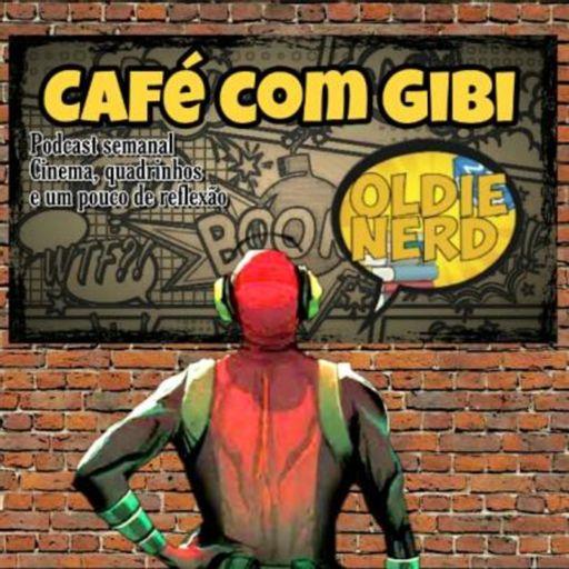 Cover art for podcast Café com Gibi
