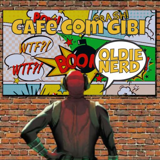 Cover art for podcast Café com Gibi