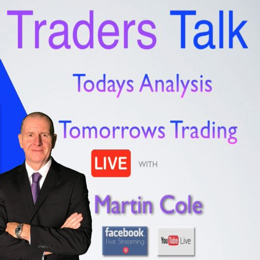 Cover art for podcast The Market Maker Strategy - Traders Talk with Martin Cole