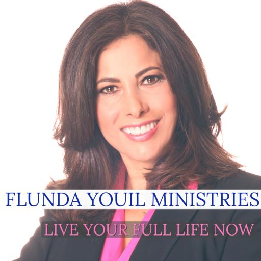 Cover art for podcast Live Your Full Life Now with Flunda Youil