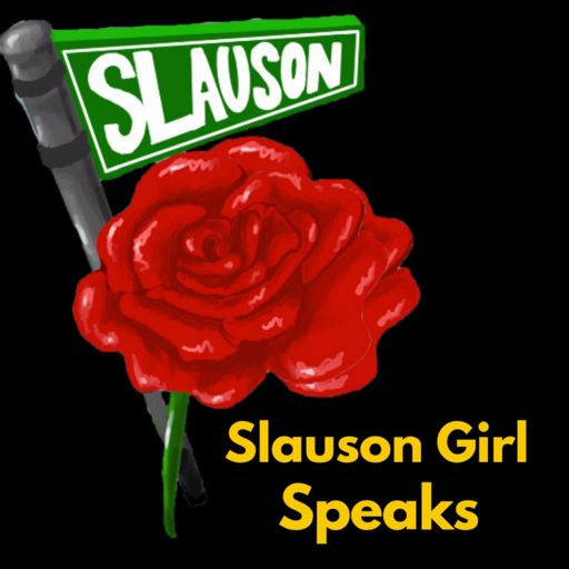 Cover art for podcast Slauson Girl Speaks