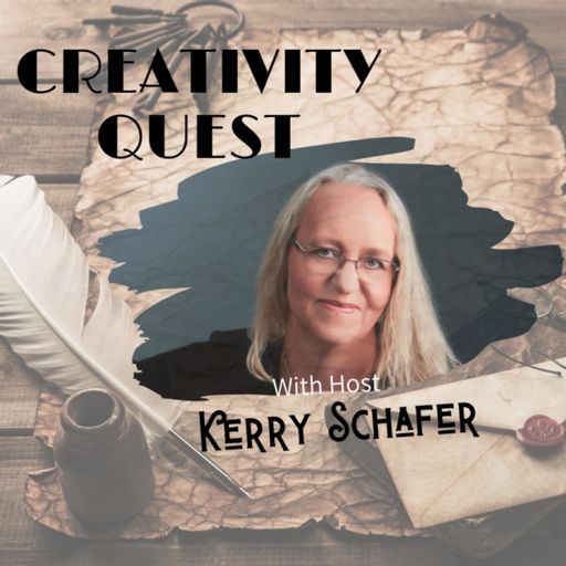 Cover art for podcast Creativity Quest