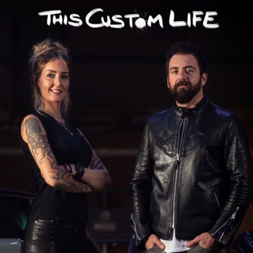 Cover art for podcast This Custom Life with Helen Stanley & Anthony Partridge