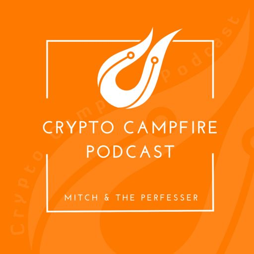 Cover art for podcast The Crypto Campfire Podcast