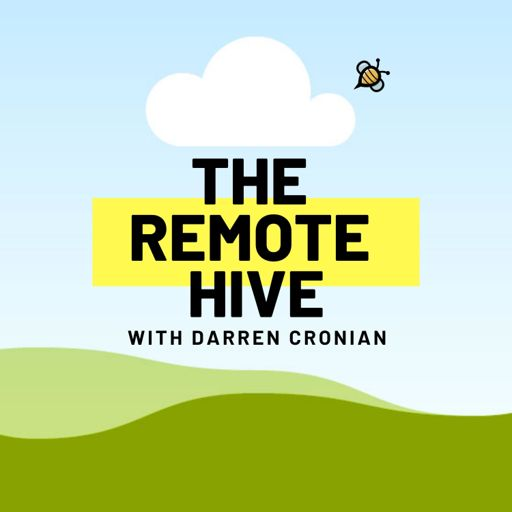 Cover art for podcast The Remote Hive Podcast