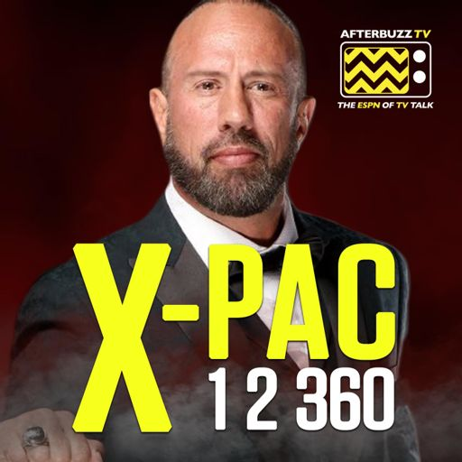 Cover art for podcast X-Pac 12360 - A Wrestling Podcast