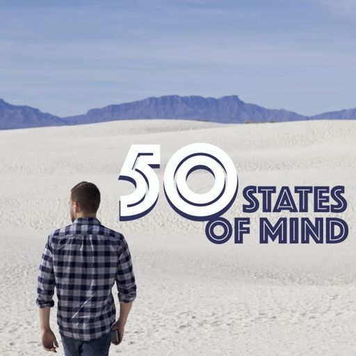 Cover art for podcast 50 States of Mind