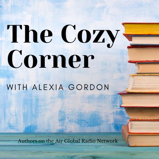Cover art for podcast Cozy Corner with Alexia Gordon