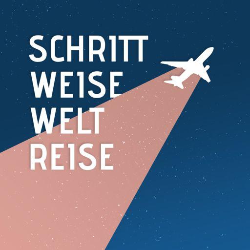 Cover art for podcast Schrittweise Weltreise
