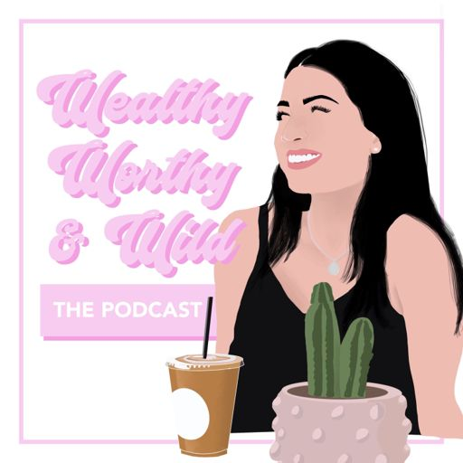 Cover art for podcast Wealthy, Worthy and WILD with Amie Tollefsrud