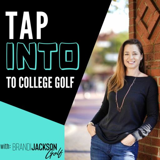 Cover art for podcast Tap In To College Golf