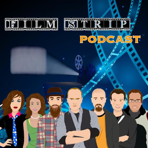 Cover art for podcast Film Strip Podcast