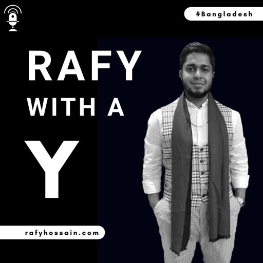 Cover art for podcast Rafy with a Y
