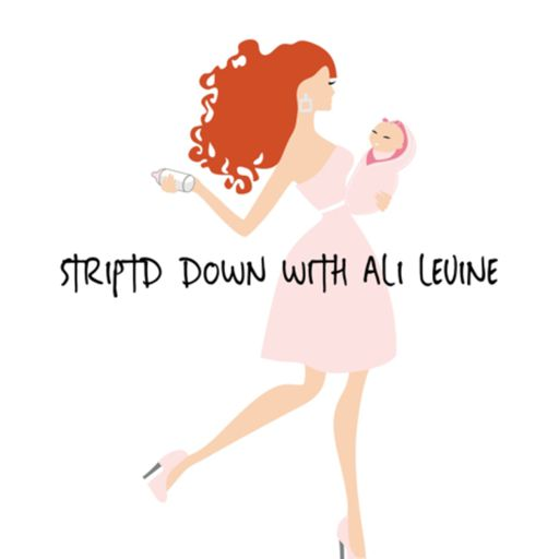 Cover art for podcast Striptd Down With Ali Levine