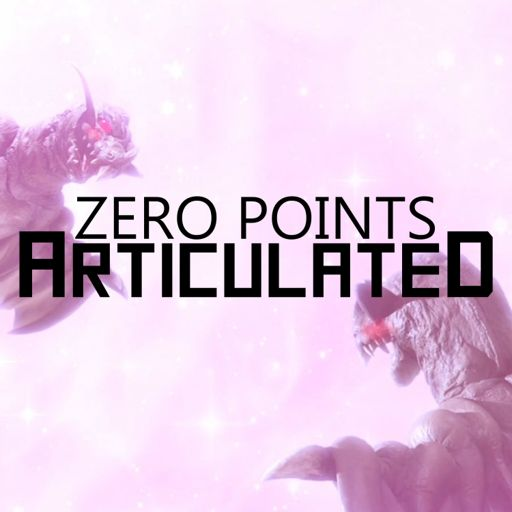 Cover art for podcast Zero Points Articulated