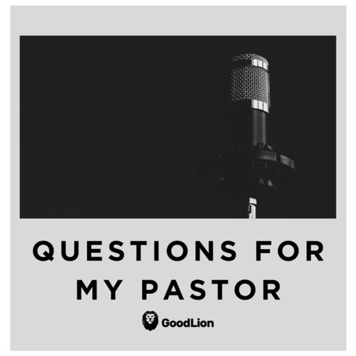 Cover art for podcast Questions For My Pastor