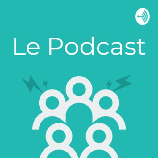 Cover art for podcast Le Podcast