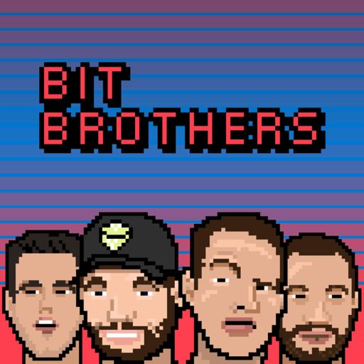 Cover art for podcast Bit Brothers