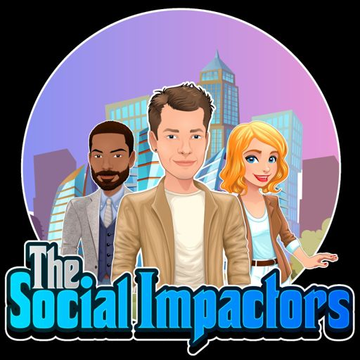 Cover art for podcast The Social Impactors Podcast