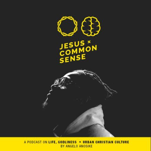 Cover art for podcast Jesus x Common Sense