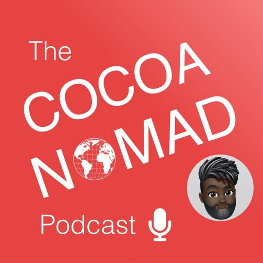 Cover art for podcast The Cocoa Nomad Podcast