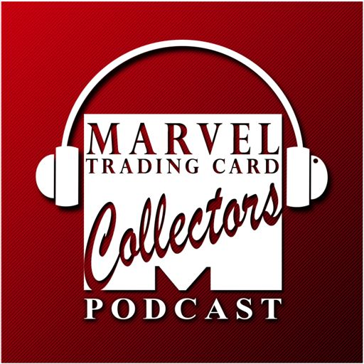 Cover art for podcast Marvel Card Collectors Podcast