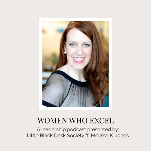 Cover art for podcast Women Who Excel