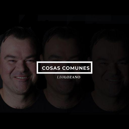 Cover art for podcast Cosas Comunes