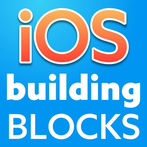 Cover art for podcast iOS Building Blocks