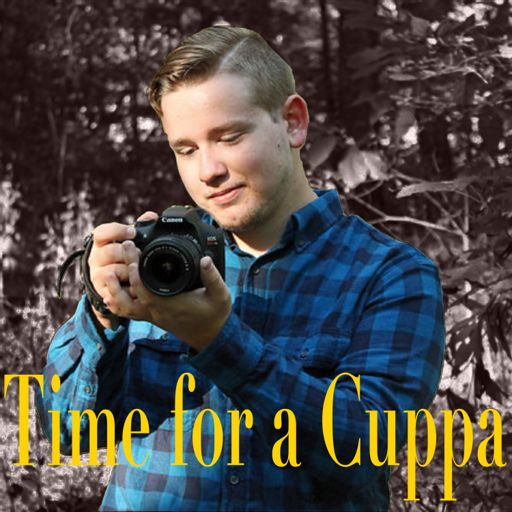 Cover art for podcast Time for a Cuppa