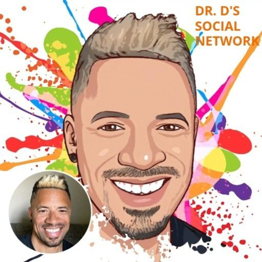Cover art for podcast Dr. D's Social Network