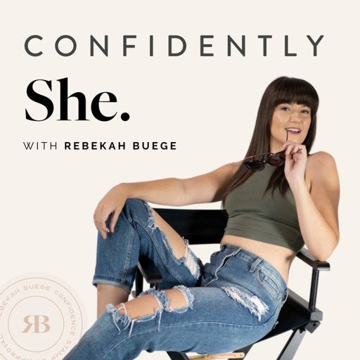Cover art for podcast Confidently She