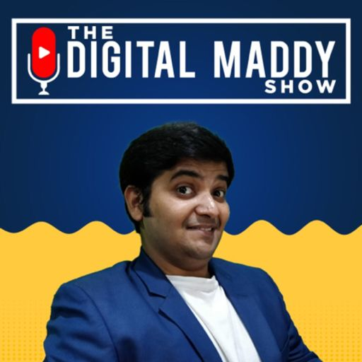 Cover art for podcast The Digital Maddy Show