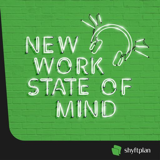 Cover art for podcast New Work State of Mind