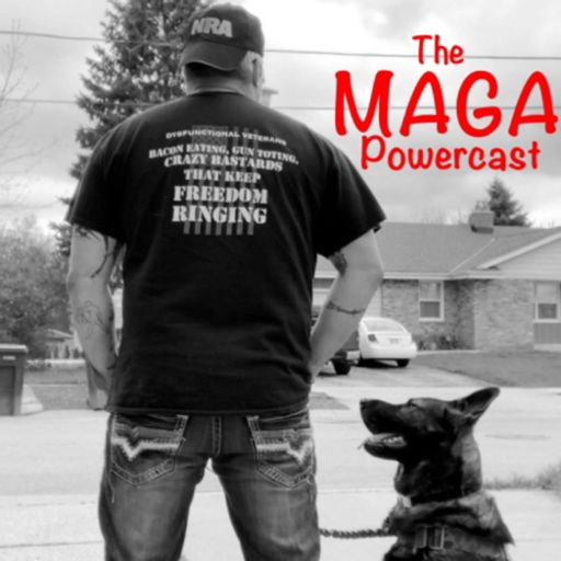 Cover art for podcast The MAGA Powercast
