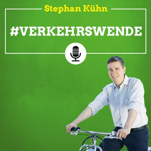 Cover art for podcast #VERKEHRSWENDE PODCAST