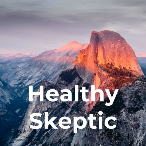 Cover art for podcast Healthy Skeptic