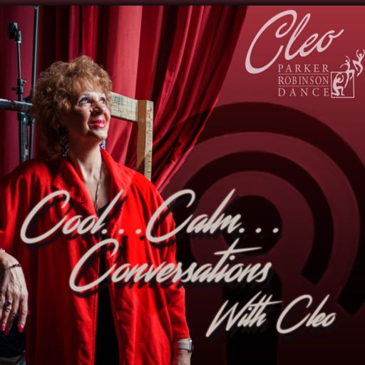 Cover art for podcast Cool...Calm...Conversations..with ...CLEO