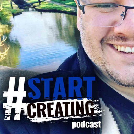 Cover art for podcast Start Creating Podcast