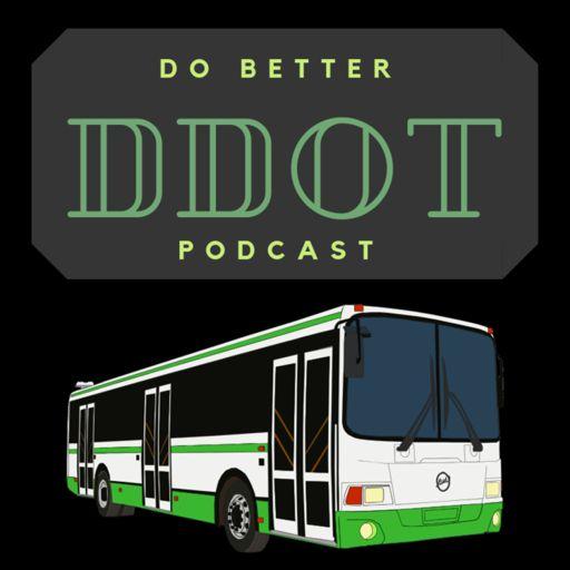 Cover art for podcast Do Better DDOT Podcast