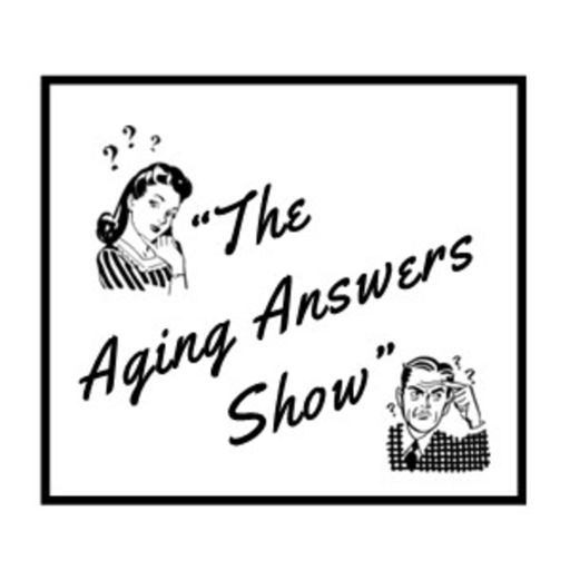 Cover art for podcast Aging Answers Show